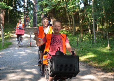 wim-gertenbach-college-zandvoort-fietsen